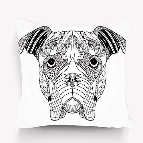Kissenbezüge Decor Throw Pillow Cushion Cover, Modern Art Print,18