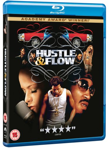 Hustle and Flow [Blu-ray] [Import anglais]
