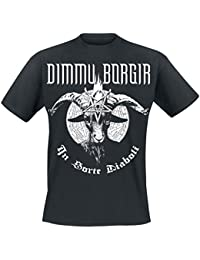 Dimmu Borgir Religion Sickens Me T-shirt noir M