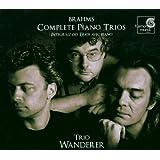 Brahms : Intégrale des Trios avec piano - Quatuor avec piano Op. 25