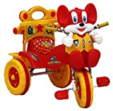 Iblay Baby Tricycle For 1-3 Years (Red)