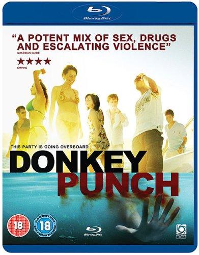 OPTIMUM RELEASING Donkey Punch (Blu-ray) (2008)