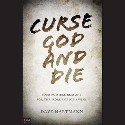 Curse God and Die  Audiolibri
