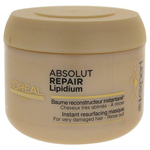 Loreal Absolut Repair Lipidium Aufbauende Maske 200ml (Haarkur über Nacht)