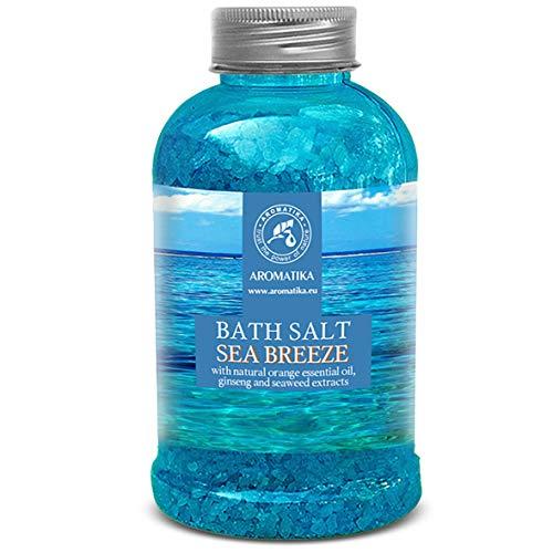 Sales Marinas Baño 600g - Aceite Esencial Natural