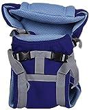 ROYALE HI DESIGNTM Baby Carrier Shoulder Belt Sling Backpack Baby Holding Strap Adjustable Carry Bag Baby Carrier (Blue, Front Carry Facing Out) for 4-12 Month Pack Of 1