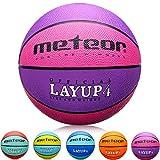 meteor Balón Baloncesto Talla 4 Pelota Basketball Bebe Ball Infantil Niño Balon Basquet - Baloncesto Ideal...