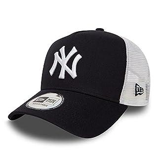 New Era Herren 9Forty AF Trucker New York Yankees Kappe Blau OSFA
