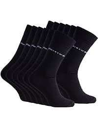 12er Pack Pierre Cardin Socken Herren Business-Socken Anzug-Socken in verschiedenen Farben PC8010