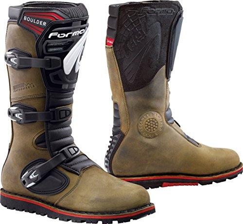 Forma Stivali Moto Trial Boulder Omologata CE