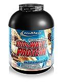 IronMaxx 100% Whey Protein – Eiweißshake-Pulver mit 100% Whey Konzentrat – Proteinpulver Cookies und Cream Geschmack – 1 x 2,35 kg Dose