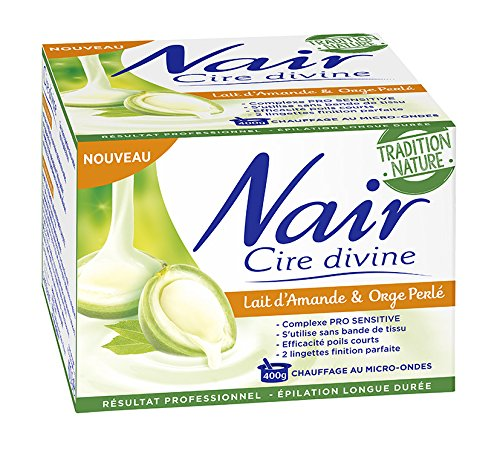 nair-cire-divine-tradition-nature-lait-damande-orge-perle-400-g