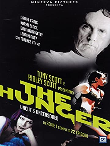 The hunger - Uncut & uncensored [Import anglais]