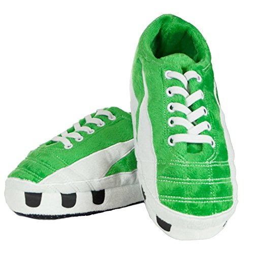 Footies , Chaussons montants mixte enfant green