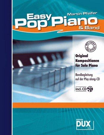 Easy Pop Piano + Band. Klavier