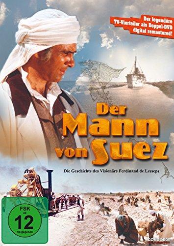 Bild von Der Mann von Suez (2 DVDs) - Die legendären TV-Vierteiler