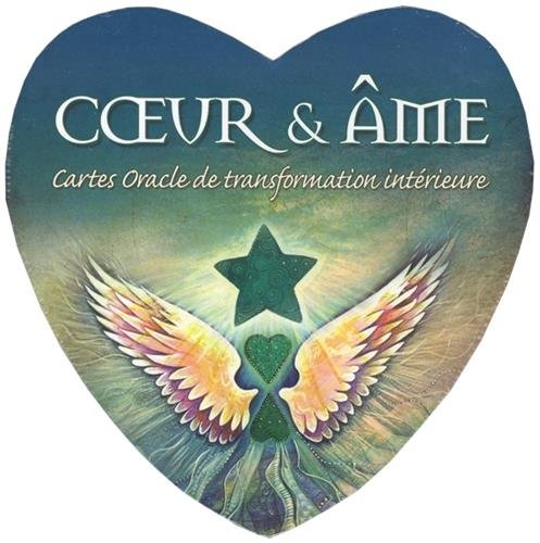 Coeur et me : Cartes Oracle de tansformation intrieure