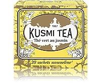 Kusmi Tea - Thé vert au jasmin - Boîte 20 sachets