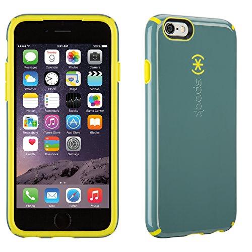 Speck SPK-A3043 CandyShell Orchid in lila/tiefseeblau für Apple iPhone 6 Grau, Gelb