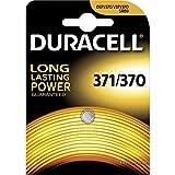 Duracell 371 SR920SW SB-AN Silberoxid-Uhrenbatterie, 1,55V, Klarsichtpackung