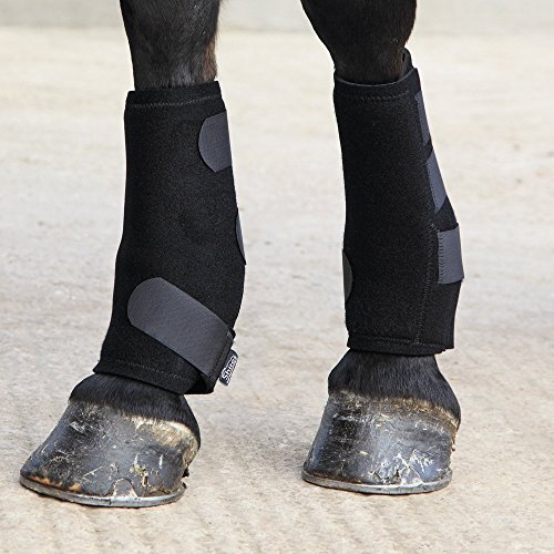 BREATHABLE-SPORTS-BOOTS-HORSE-PROTECTION-FETLOCK-SHIN-TENDON-LIGAMENT