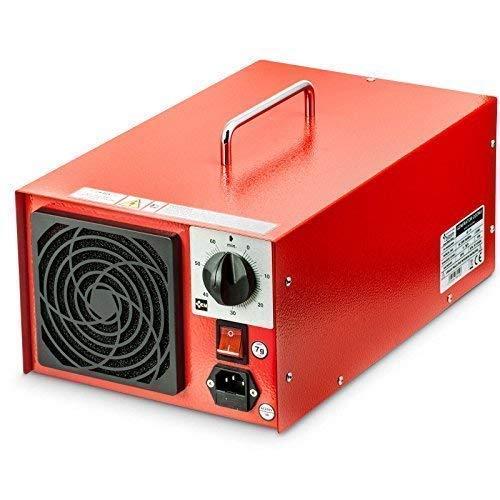 ! Profi Gerät ! Ozongenerator 7000mg/h 7g LCD-Timer für Luft / Klima Ozongerät. BT-P7