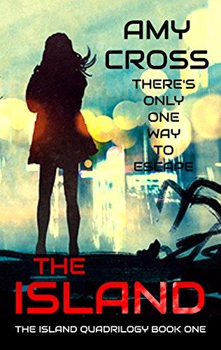 The Island (Steadfall Book 1) by Amy Cross
