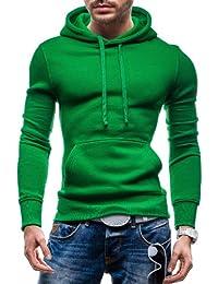 STEGOL Herren Kapuzenpullover Sweatshirt Sweatjacke Hoodie Pullover AK47