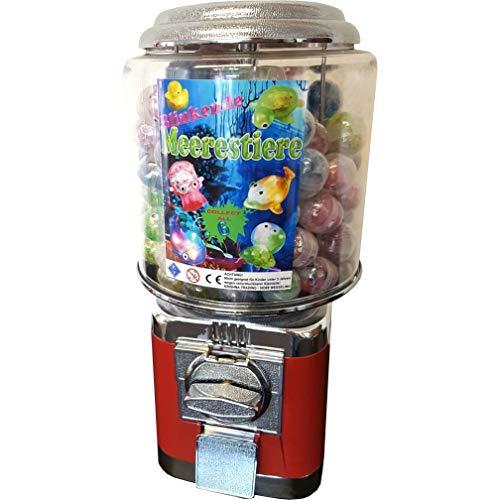 original American Style USA Design Nuss-Automat Erdnussautomat oder Pistazien-Automat Nussautomat Cashew Nuß Automat - Pistazien-cashew