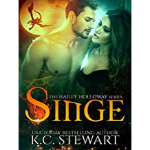Singe (The Hailey Holloway Series Book 2)