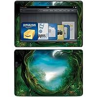 DecalGirl - Skin adhesivo para Kindle Fire HDX 8,9 (3ª generación - modelo de 2013), diseño Moon Tree