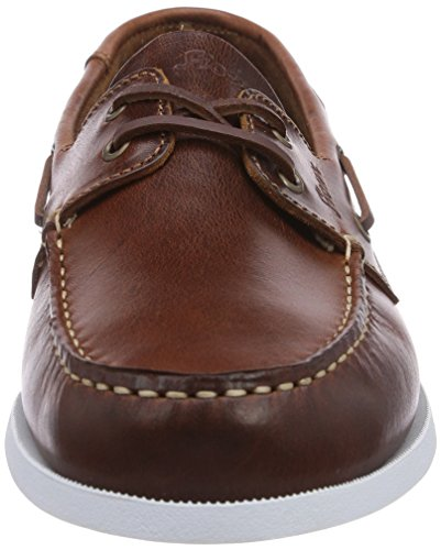 Sioux - Paoro, Chaussures Bateau Homme Brun (cognac)