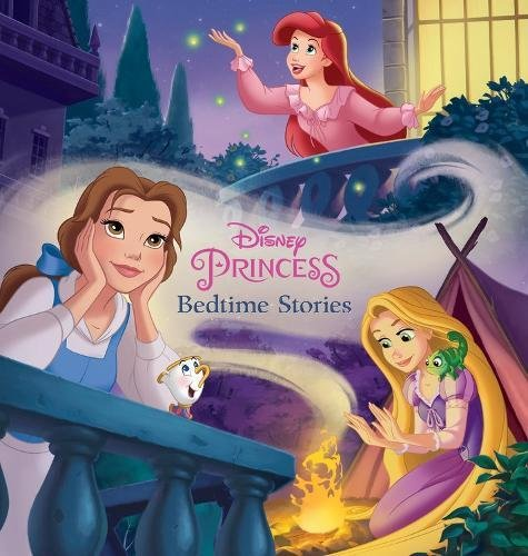 Princess Bedtime Stories (2nd Edition) (Storybook Collection) (Disney Princess Storybook)