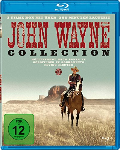 John Wayne Collection - Wayne John Western Collection