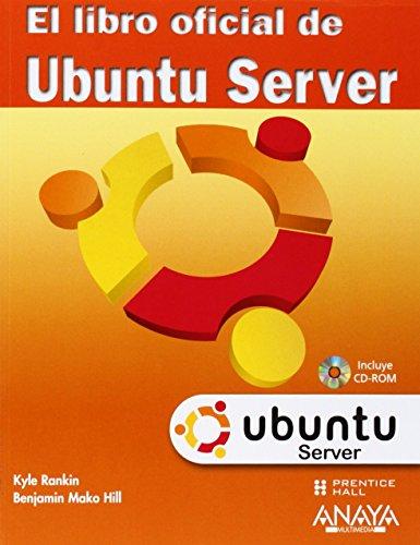 El libro oficial de Ubuntu Server (Títulos Especiales)