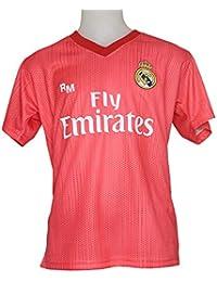 Camiseta - Personalizable - Tercera Equipación Replica Original Real Madrid 2018/2019 (10 años