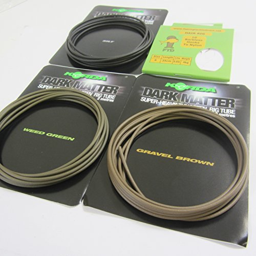 ftd-min-4m-2-packs-of-2m-of-korda-dark-matter-super-heavy-tungsten-fishing-rig-tube-available-in-sil