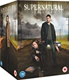 Supernatural - Season 1-8 Complete [DVD] [Import anglais]