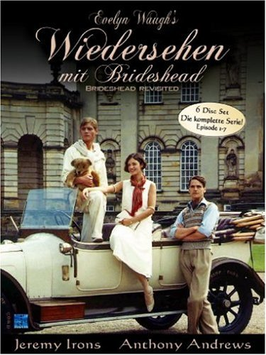 Wiedersehen mit Brideshead (7 DVDs)