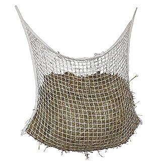 Kerbl 321299 hay net, 120 x 90 cm, white, mesh size: 3 x 3 cm. 10