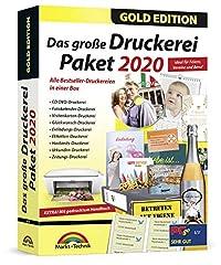Das große Druckerei Paket 2022