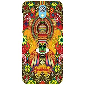 Back Cover For HTC Desire 526G Plus (Printed Designer)