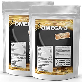Omega 3 Bull Attack doppelt