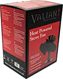 Valiant 2 Blade Heat Powered Stove Fan - 2