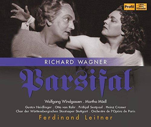 """""""Parsifal"""" Richard Wagner - 4 CD"""
