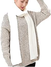 786813789b49a Hosaire 1 Pcs Unisex Women Men Knitting Wool Scarves Warm Winter Thick  Scarf Knitted Snood Loop