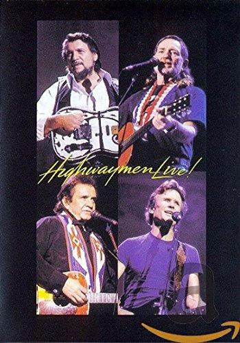 Highwaymen - Live (Pedal-steel-dvd)