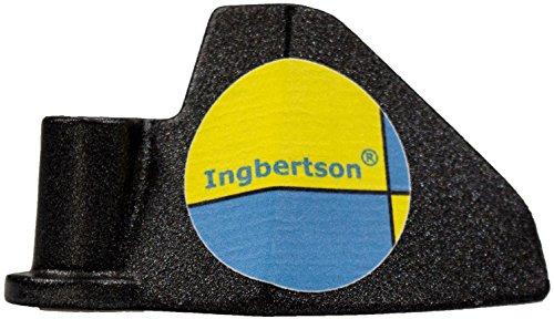 Ingbertson® Knethaken passend baugleich für Unold Brotbackautomat / Backmeister 8600, 8690, 8695, 86951, 68415, 68615