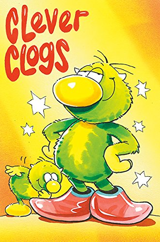 Clever Clogs Greeting Card