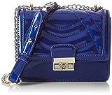 Morgan - Carteras Mujer, Azul (Azul (Bleu 300)), 19x10x3 cm (W x H x L)